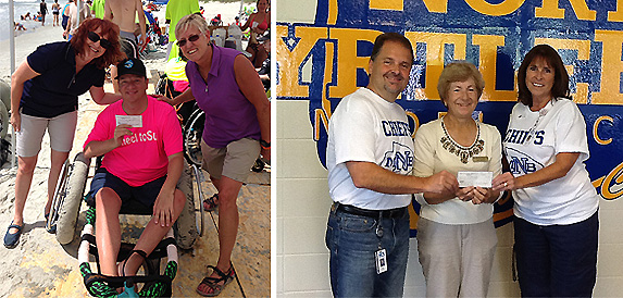 Carolina Adaptive & Schools Donation