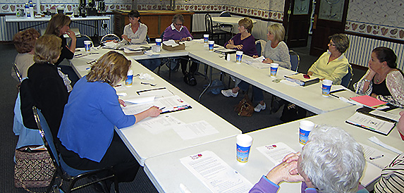 Purses with Purpose Meeting