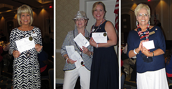 State Convention Awards