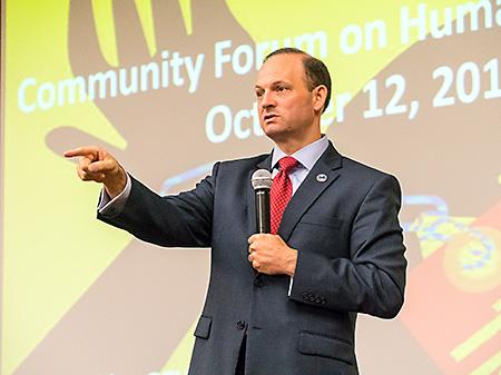 Keynote Speaker SC Attorney General Alan Wilson