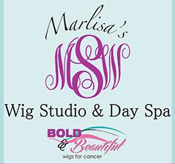Marlisa's Wig Studio Logo