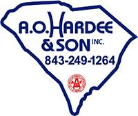 AO Hardee and  Son Logo