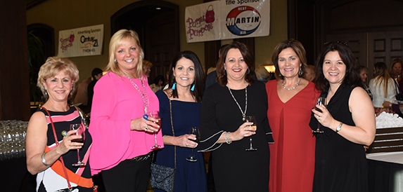 Purses with Purpose Event Goers