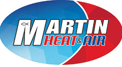 Martin Heat and Air Logo